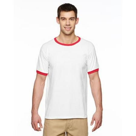 Adult Ringer - Gildan Adult 5.5 oz. Ringer T-Shirt
