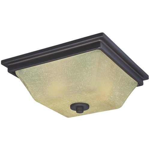 Winston Porter Glendive 2-Light Flush Mount