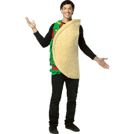 Taco Adult Halloween Costume - Rasta Halloween Costume