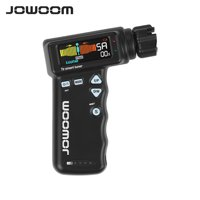 JOWOOM T2 Multi-functional Smart Guitar Tuner Peg String Winder for Guitar Ukulele Chromatic Tuning Built-in Rechargeable Lithium Battery