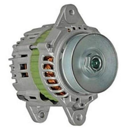 NEW 12V 50A ALTERNATOR FITS TAKEUCHI SKID STEER TL140 ISUZU 4JG1 ENGINE  LR150-714