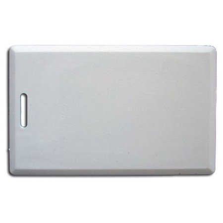 Visionis VIS-Aproxcard/26 Access Control Proximity Contactless Smart Entry Card 1.8mm Thick 26 bit 125khz