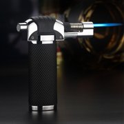 Mancro Kitchen Torch Lighter, Blow Torch Butane Torch Adjustable Flame With Safety Lock,