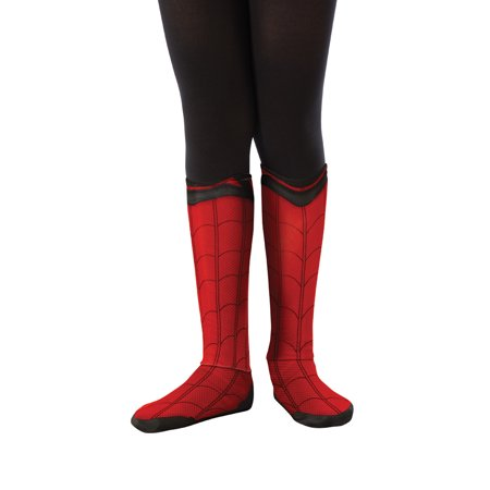 Child Spiderman Homecoming Boot Tops