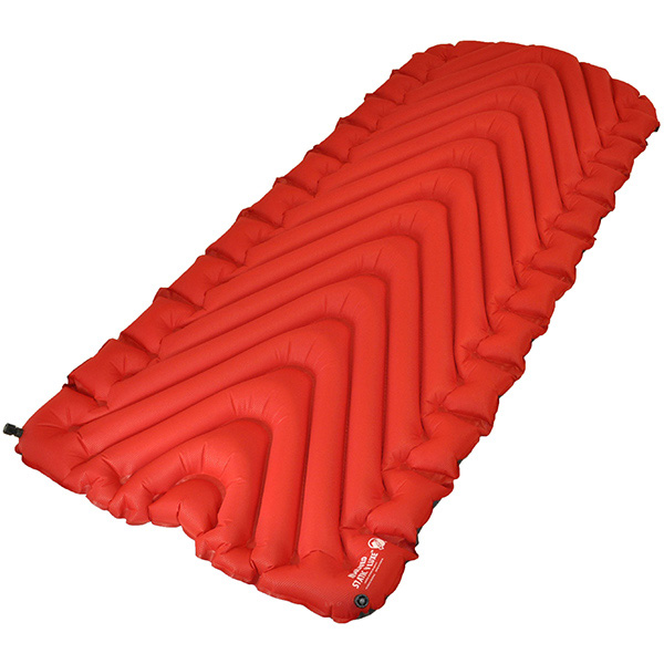 Klymit Insulated Static V Luxe Sleeping Pad