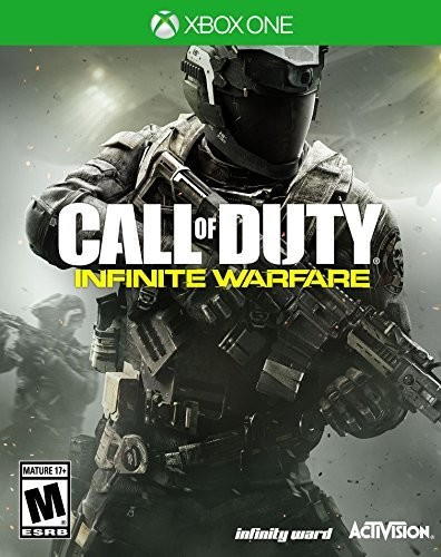 Call of Duty: Infinite Warfare, Activision, Xbox One, 047875878617 by Activision