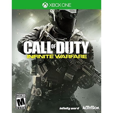 Call of Duty: Infinite Warfare, Activision, Xbox One,