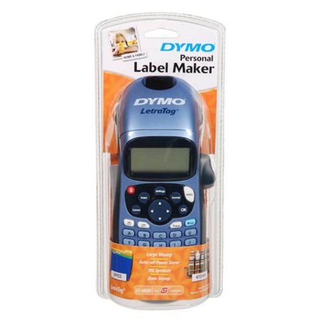 Free Label Maker - DYMO LetraTag 100H Handheld Label Maker