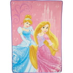 Disney Princess Elegant Glamour Princess Blanket