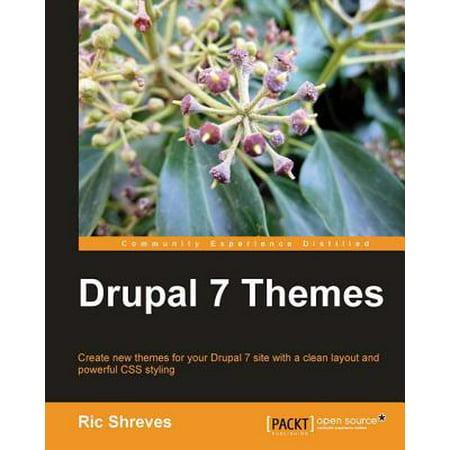 Drupal 7 Themes - eBook