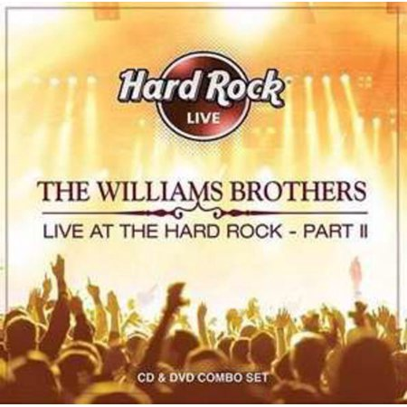 Live at the Hard Rock 2 (CD) (Includes - Love Hard Rock