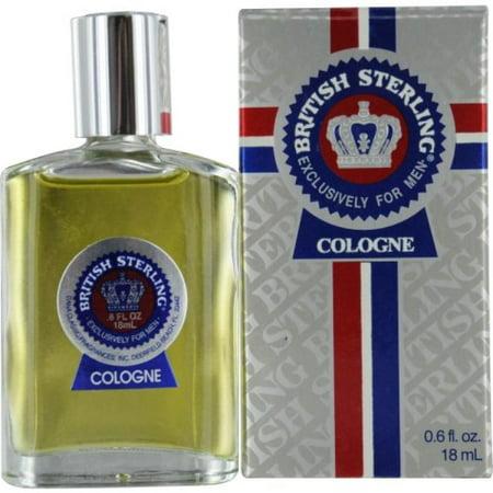 BRITISH STERLING 18 ML COLOGNE MINI British Sterling Cologne Spray
