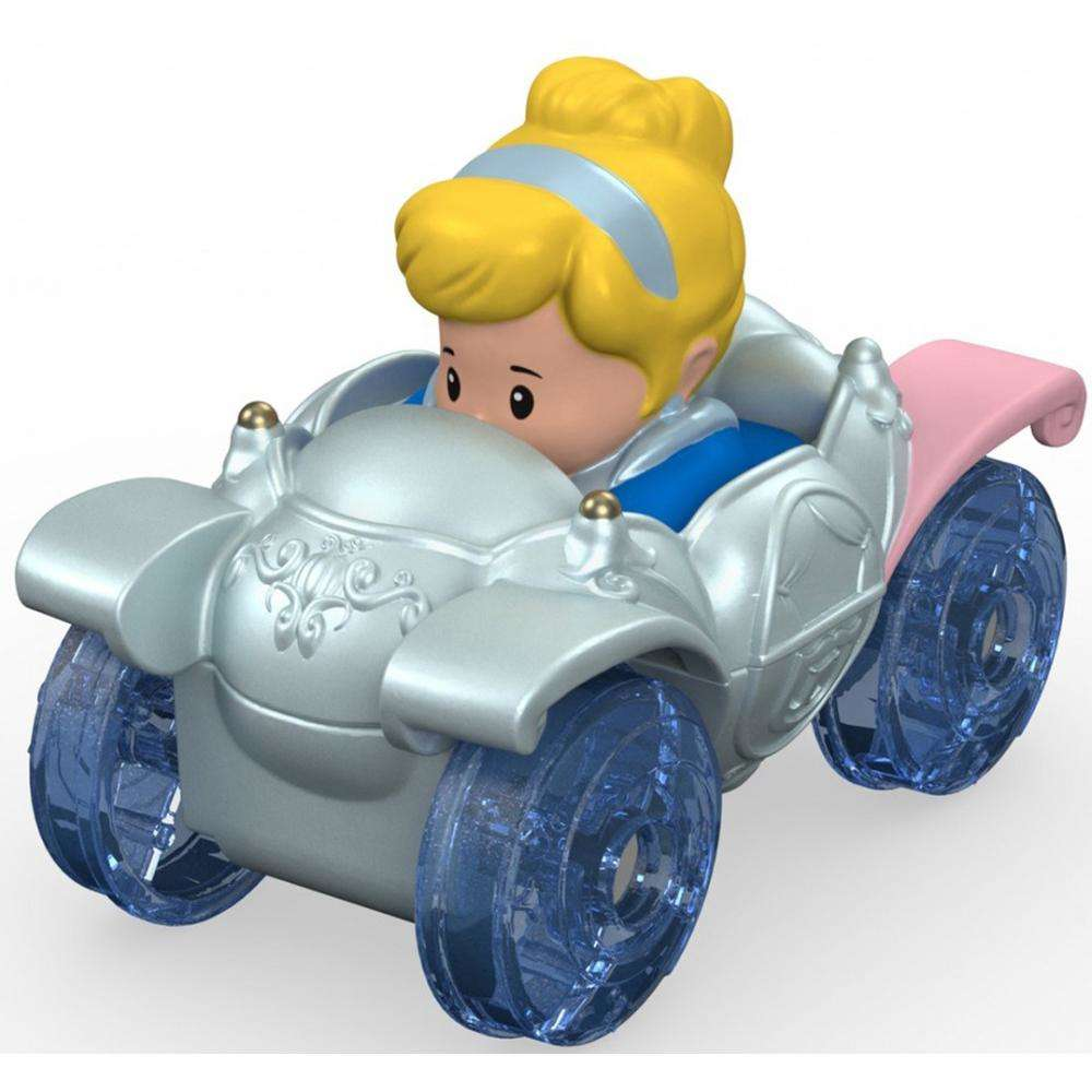 Disney Princess Cinderella's Carriage By Little People