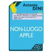 Non-luogo Apple - eBook
