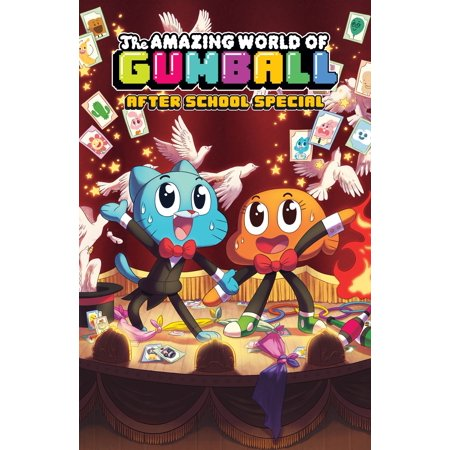 Amazing World of Gumball After School Special -