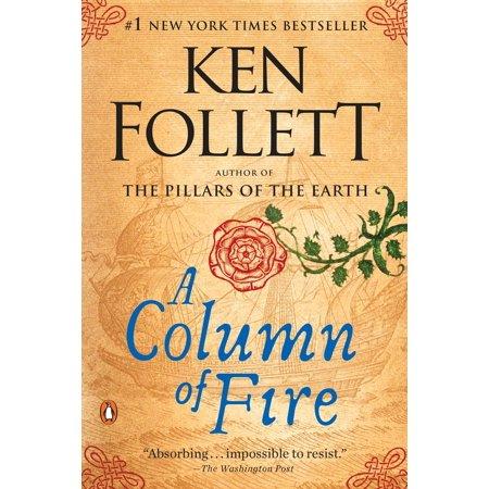 A Column of Fire : A Novel