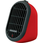 Honeywell HeatBud Ceramic Personal Heater Red, HCE100R