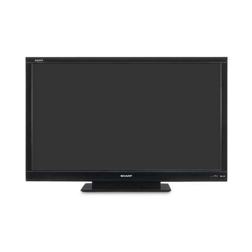 "Refurbished Sharp LC60E79U 60"" Class LCD HDTV - 1080p, 1920 x 1080, 16:9, 120Hz, 4 ms, HDMI,"
