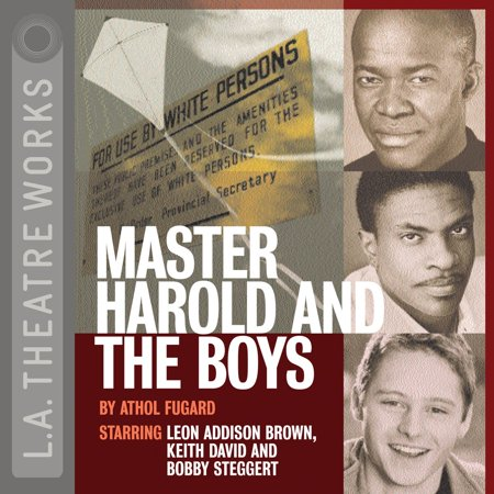 Master Harold and the Boys - Audiobook