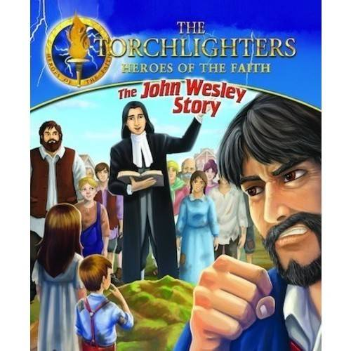 The Torchlighters: The John Wesley Story (Blu-ray)
