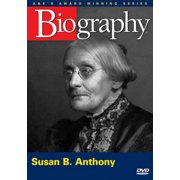 Biography: Susan B. Anthony (DVD) by
