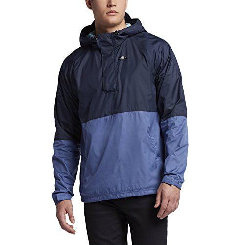 Hurley MJK0001910 Men's WestcliffWindbreaker Jacket, Obs...