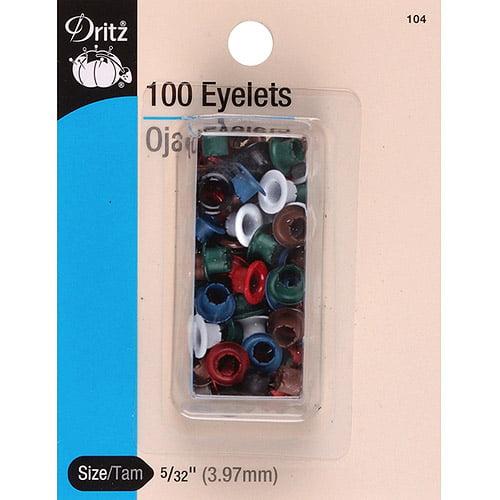 """Eyelets, 5/32"""", 100pk"""