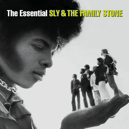Essential Sly & Family Stone (CD) (Remaster) (Limited (Best Of Sly And The Family Stone)