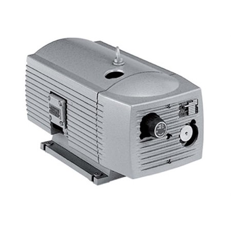 BECKER Model VT 4.16 Rotary Vane Vacuum Pump & Motor 0.94 HP, wide range voltage*, 3