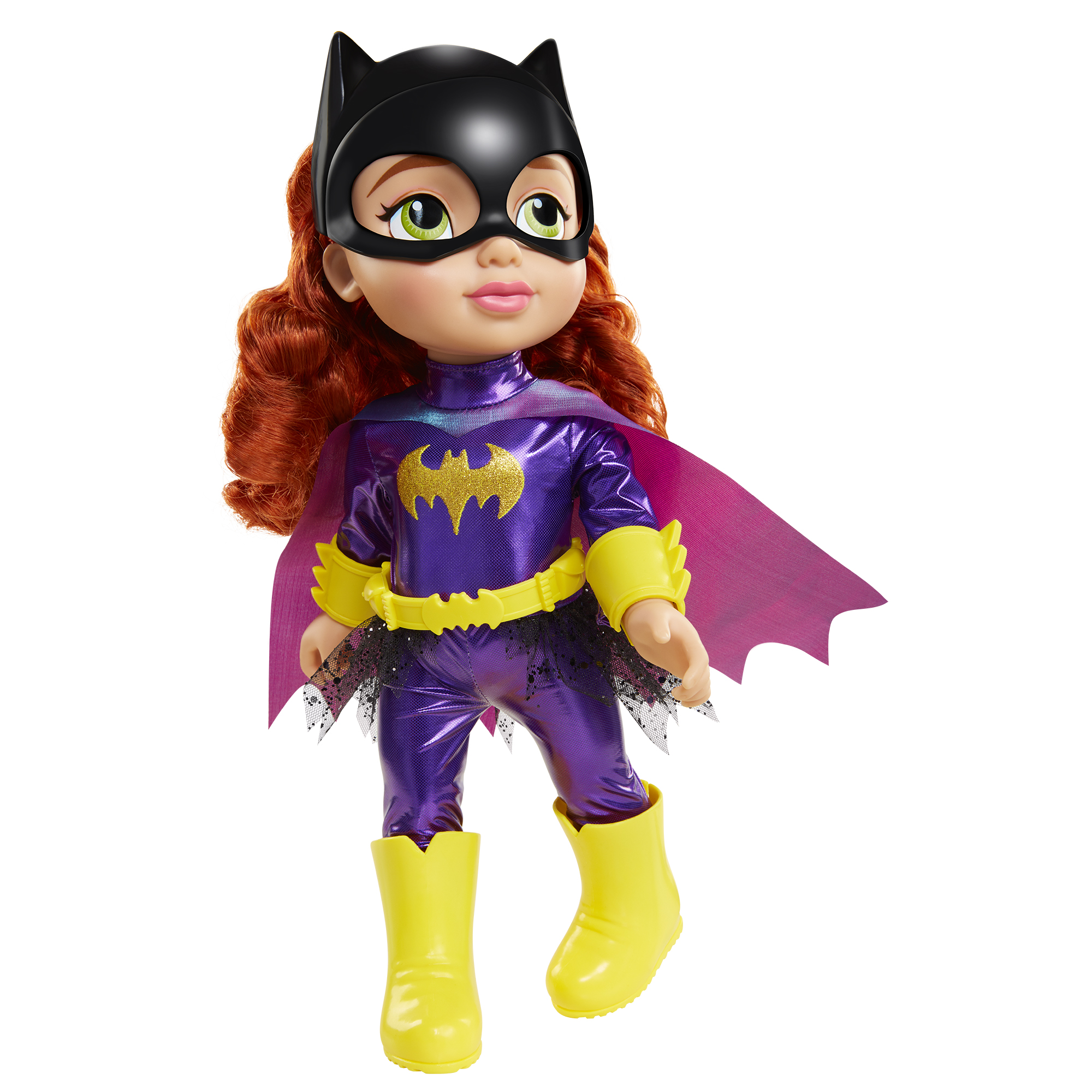 "DC SuperHero Girls Batgirl 15"" Toddler Doll"