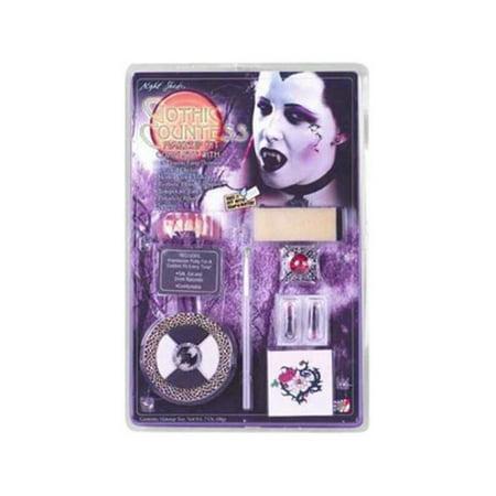 Vampires Makeup (Adult Count Vampire Makeup)