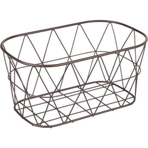 Better Homes and Gardens Bathroom Wire Storage Basket