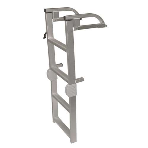 Jif Asc4 Removable Folding Pontoon Ladder 4 Steps FASTSHIP
