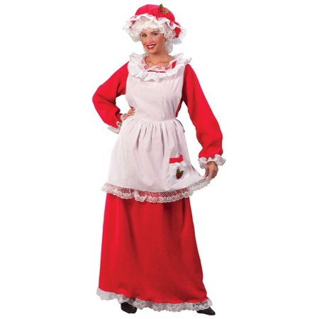 Mrs Claus Costume - Mrs Santa Claus Costume