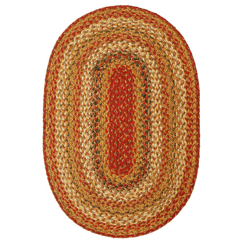 Homespice Decor Mustard Seed Area Rug