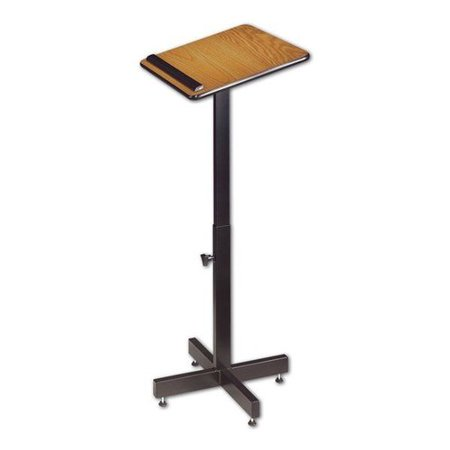 Oklahoma Sound 70 Adjustable Height Speaker Stand Lectern