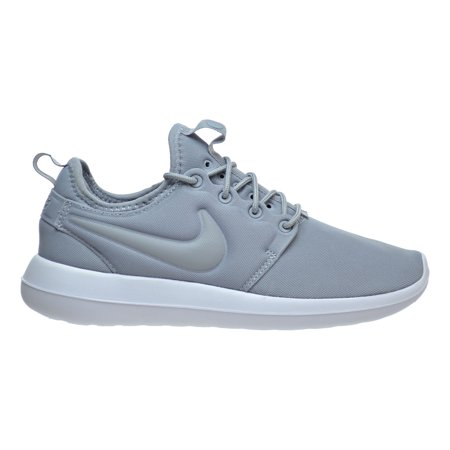 89e51379cdbaf Nike Roshe Two Women s Shoes Wolf Grey Wolf Grey 844931-001 - Walmart.com