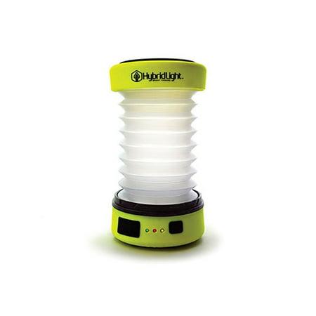 - Hybrid Light 00134 Yellow Solar PUC Expandable Lightweight 75 Lumens LED Lantern