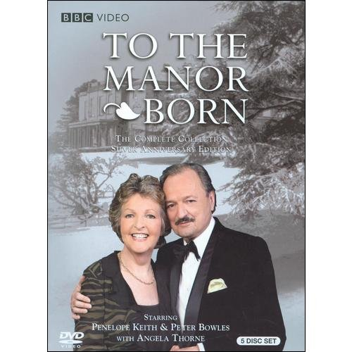 To The Manor Born: The Complete Series (Silver Anniversary Edition) (Widescreen, ANNIVERSARY)