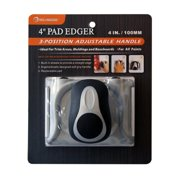 Rolling Dog R90002 4 in. Ergonomic Pad Edger, Pack of 12