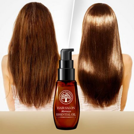 Hair Moisturizing Morocco Essential Oil Damaged Dry Frizzy Hair Care