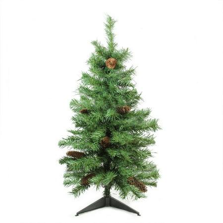 Northlight 3 ft. Unlit Dakota Red Pine Artificial Christmas Tree Charlie Brown Pathetic Christmas Tree