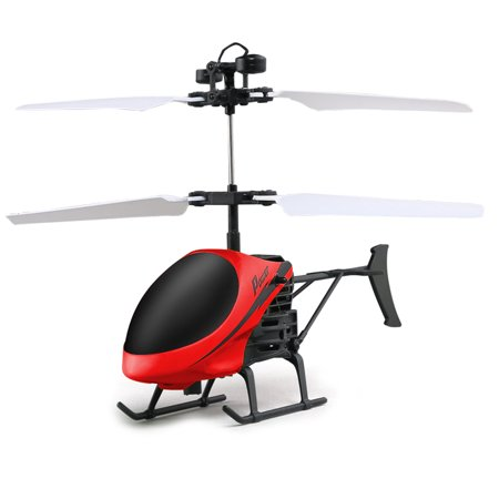 RC Flying Toy, Bangcool RC Helicopter USB Rechargeable Hand Induction Helicopter Toy Remote Control - Rc Heli Flying Remote Control