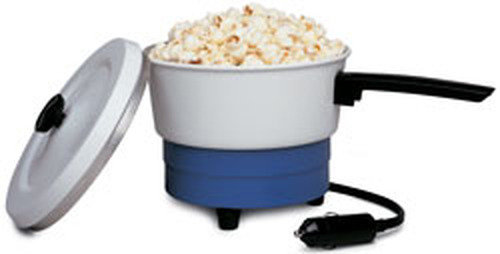 12-Volt Portable Sauce Pan and Popcorn Maker by RoadPro®