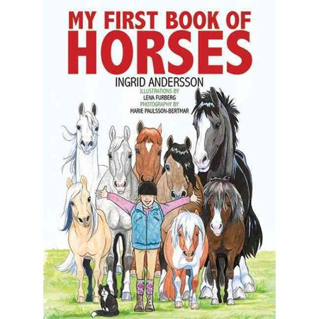 My First Book of Horses
