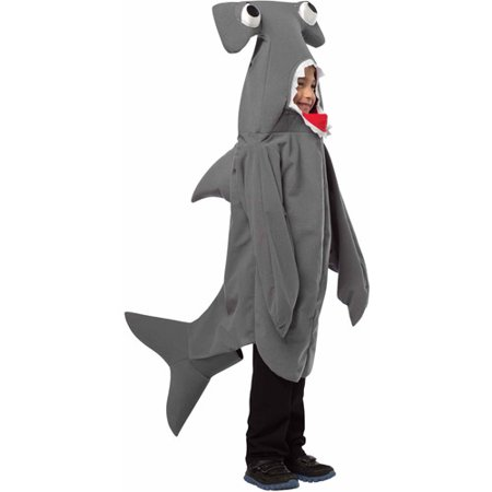 Hammerhead Shark Child Halloween Costume Child S (4-6x)