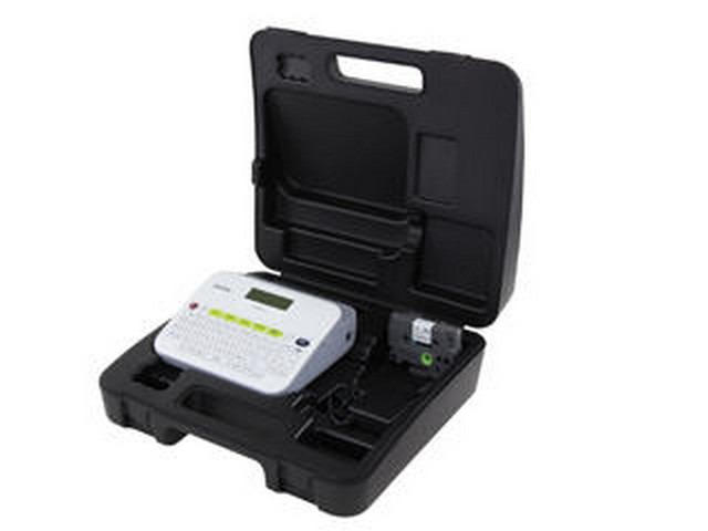 Brother International Corporat Versatile, Easy-to-use Label Maker With Carry Case And Adapter by LENOVO