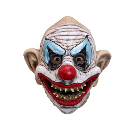 Kinky Clown Mask Adult Halloween Accessory