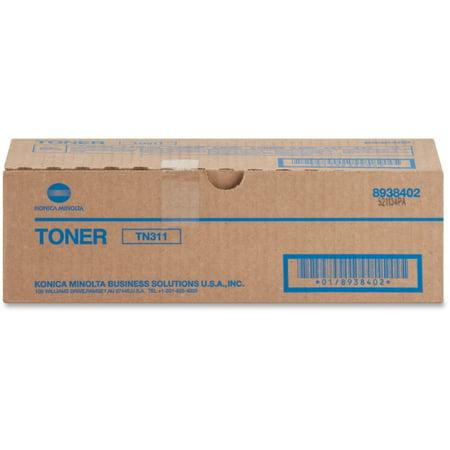 Konica Minolta (TN311) Toner Cartridge (17,500 Yield)