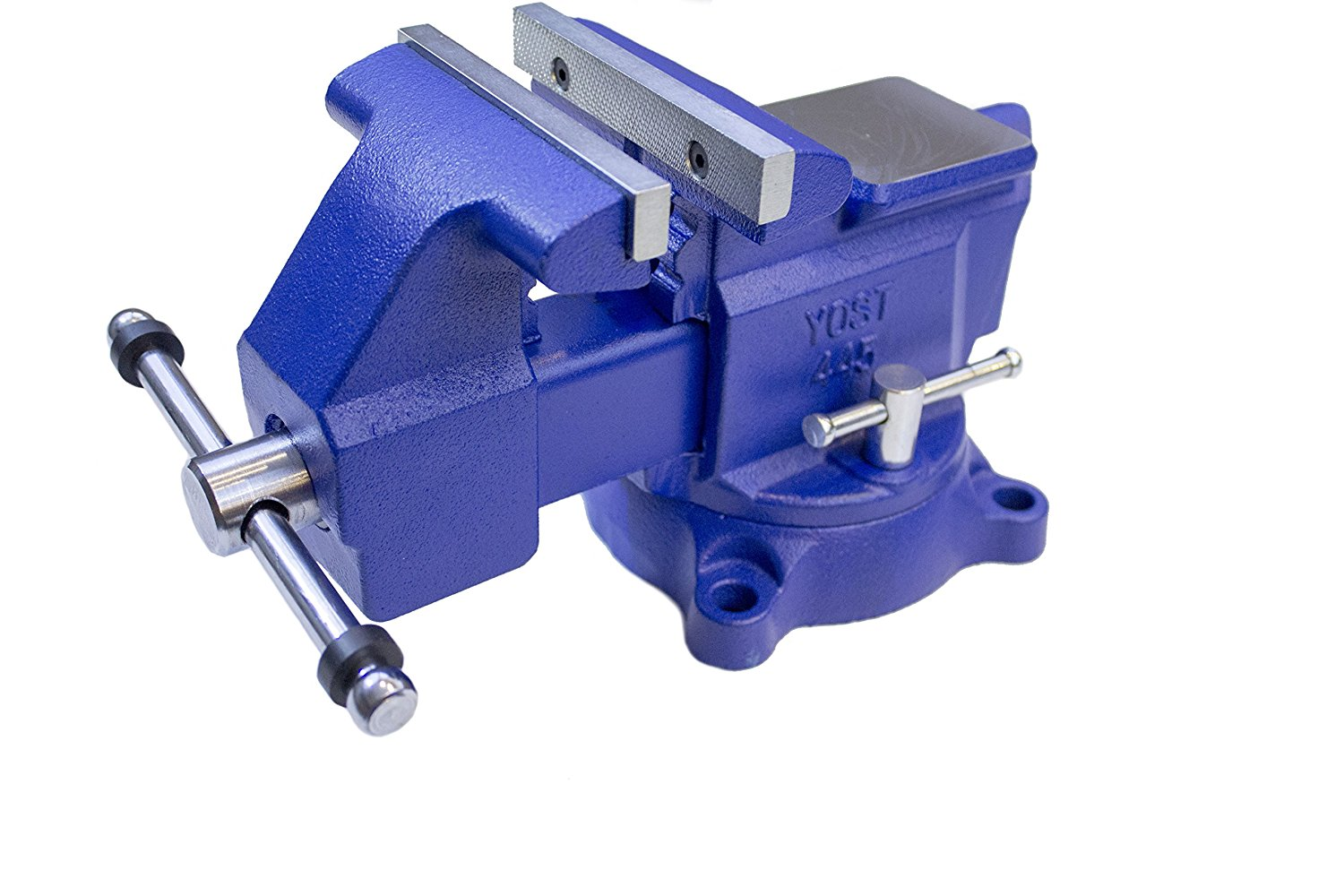 "Yost Vises 480 8"" Heavy Duty Utility Combination Pipe and Bench Vise by Zenith Innovations Inc"